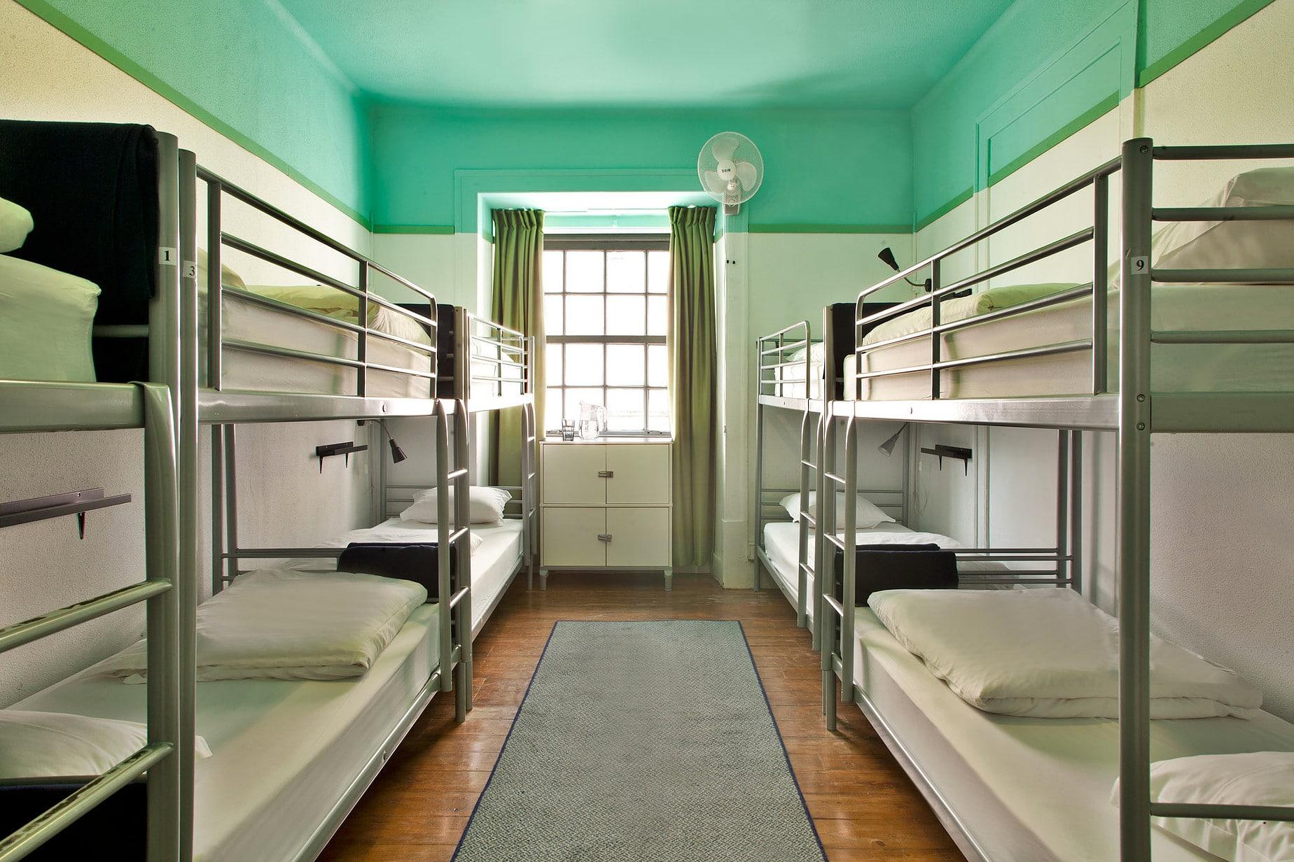 le goodmorning hostel la meilleure auberge de jeunesse. Black Bedroom Furniture Sets. Home Design Ideas