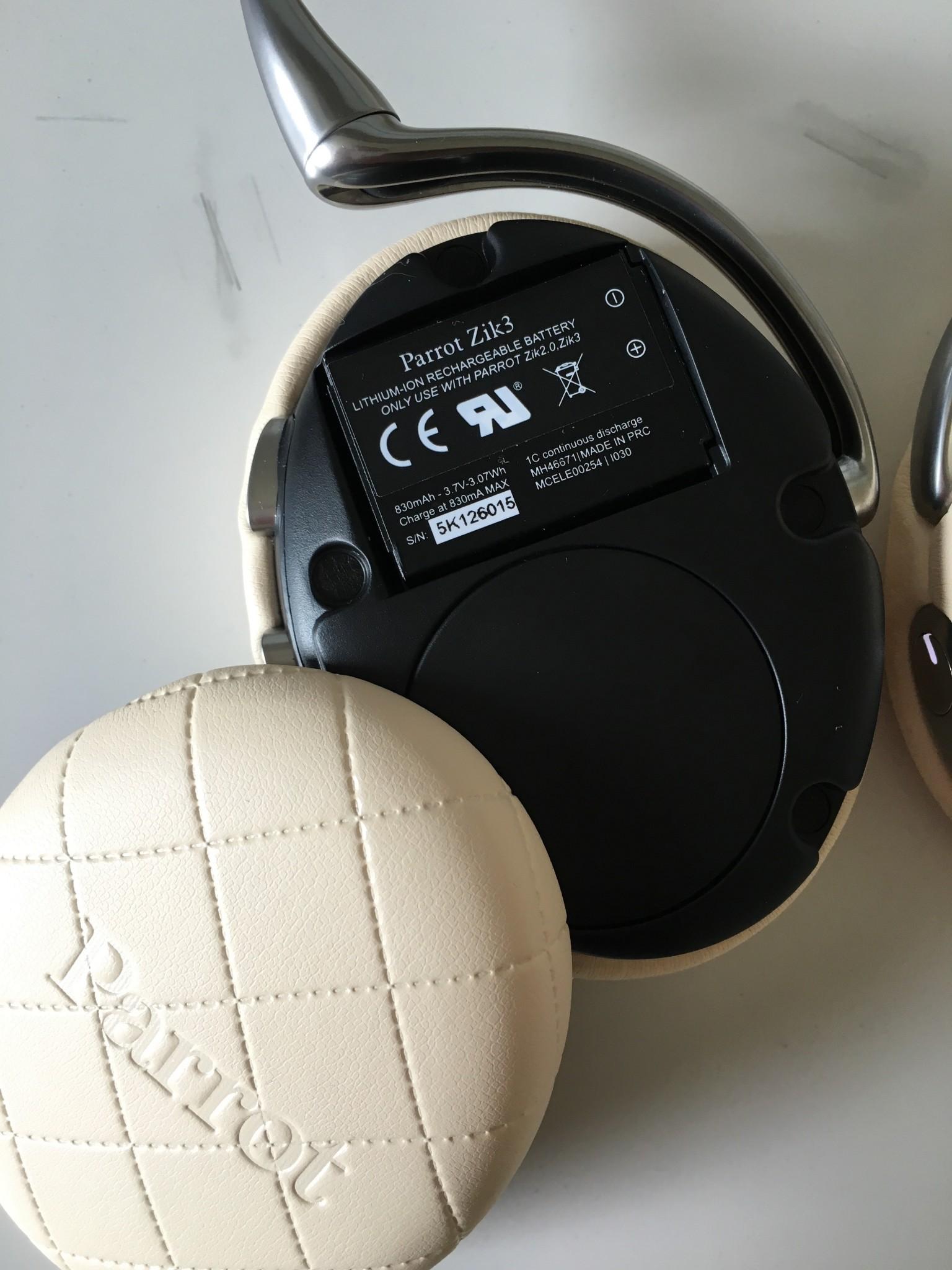 test du casque sans fil zik 3 0 de parrot. Black Bedroom Furniture Sets. Home Design Ideas
